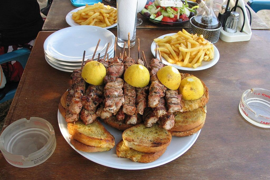 Греческая кухня фото